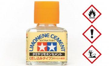 Plastikkleber Limonene Extra Thin (40ml) · TA 87134 ·  Tamiya