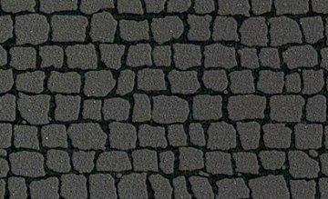 Diorama Bogen A4 Pflasterstein mittel · TA 87166 ·  Tamiya