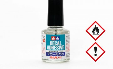 Decal Adhesive Soft / Haftmittel 10ml · TA 87193 ·  Tamiya