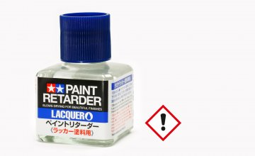 Lacquer-Paints Trockenverzögerer (40ml) · TA 87198 ·  Tamiya