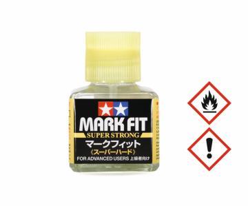 Mark Fit Super Strong Dekorweichmacher - 40 ml · TA 87205 ·  Tamiya