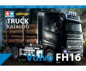 Truck-Katalog Vol.3 TAMIYA/CARS. DE/EN · TA 990146 ·  Tamiya