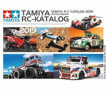 TAMIYA RC-Katalog 2019 DE/EN · TA 992019 ·  Tamiya