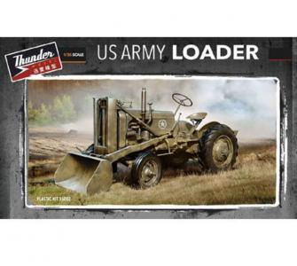US Army Loader · THM 35002 ·  Thundermodels · 1:35