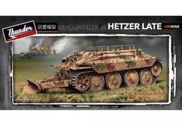 Bergepanzer 38 Hetzer Late · THM 35101 ·  Thundermodels · 1:35