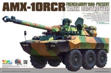 French AMX-1ORCR Tank destroyer · TM 4602 ·  Tigermodel · 1:35