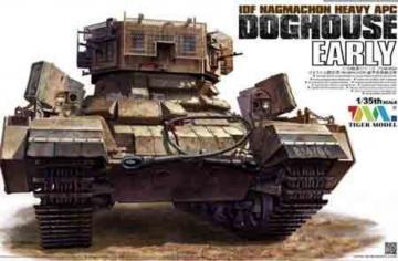IDF Nagmachon Doghouse Early Heavy · TM 4624 ·  Tigermodel · 1:35