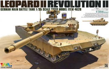 Leopard II Revolution II MBT · TM 4628 ·  Tigermodel · 1:35