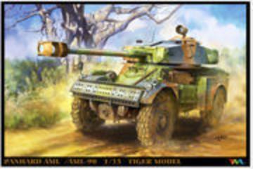 Panhard AML-90 · TM 4635 ·  Tigermodel · 1:35
