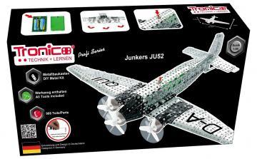 Junkers Ju 52 · TR 10125 ·  Tronico · 1:50
