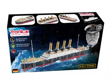RMS Titanic · TR 10127 ·  Tronico