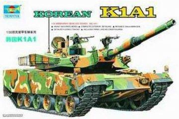Koreanischer Panzer KIAI · TRU 00331 ·  Trumpeter · 1:35
