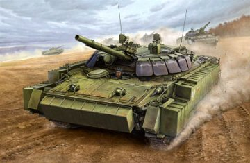 BMP-3 w/ERA tiles · TRU 00365 ·  Trumpeter · 1:35