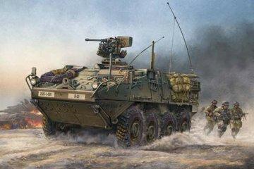 M1126 Stryker (ICV) · TRU 00375 ·  Trumpeter · 1:35