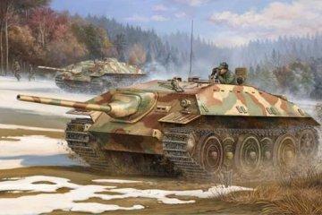 German E-25 Tank · TRU 00383 ·  Trumpeter · 1:35