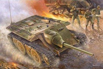 German E-10 Tank · TRU 00385 ·  Trumpeter · 1:35