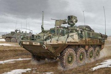 M1127 Stryker RV · TRU 00395 ·  Trumpeter · 1:35