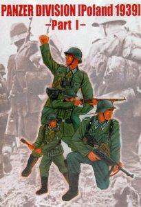 Panzer-Division Polen 1939 Teil I · TRU 00402 ·  Trumpeter · 1:35