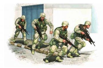 U.S. Army in Iraq (2005) · TRU 00418 ·  Trumpeter · 1:35