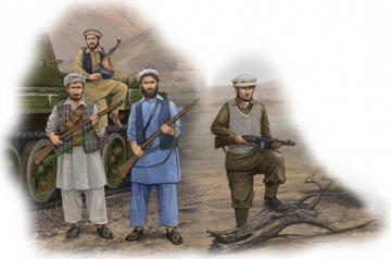 Afghan Rebels · TRU 00436 ·  Trumpeter · 1:35
