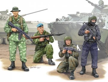 Russian Special Operation Force · TRU 00437 ·  Trumpeter · 1:35