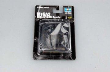 AR15/M16/M4 FAMILY-M16A1 (6 units) · TRU 00501 ·  Trumpeter · 1:35