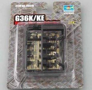 G36KE/36K · TRU 00518 ·  Trumpeter · 1:35