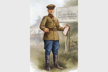 WWII Soviet Officer Vol.1 · TRU 00703 ·  Trumpeter · 1:16