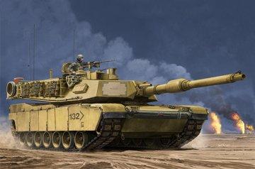 US M1A2 SEP MBT · TRU 00927 ·  Trumpeter · 1:16