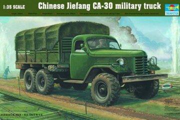CA-30 Chinese Military Truck · TRU 01002 ·  Trumpeter · 1:35