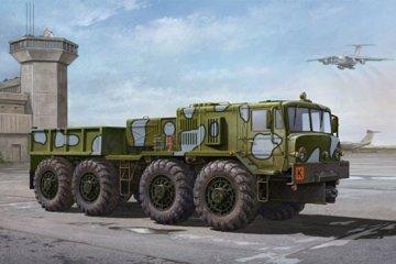MAZ/KZKT-537L Cargo Truck · TRU 01005 ·  Trumpeter · 1:35