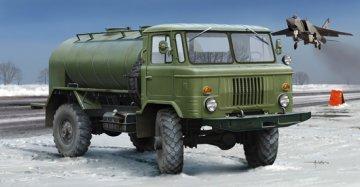 Russian GAZ-66 Oil Truck · TRU 01018 ·  Trumpeter · 1:35