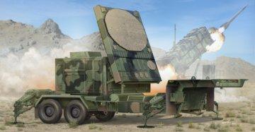 MPQ-53 C-Band Tracking Radar · TRU 01023 ·  Trumpeter · 1:35