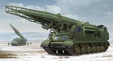 Ex-Soviet 2P19 Launcher w/R-17 Missile · TRU 01024 ·  Trumpeter · 1:35