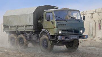 Russian KAMAZ 4310 Truck · TRU 01034 ·  Trumpeter · 1:35