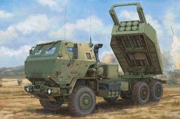 M142 Mobility Artillery Rocket System (HIMARS) · TRU 01041 ·  Trumpeter · 1:35