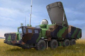 Russian 30N6E Flaplid Radar System · TRU 01043 ·  Trumpeter · 1:35