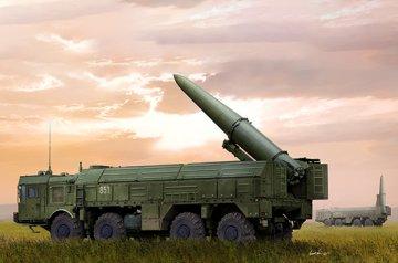 Russian 9P78-1 TEL for 9K720 Iskander-M System (SS-26 Stone) · TRU 01051 ·  Trumpeter · 1:35
