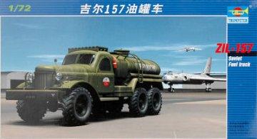 Russischer Tank-LKW ZIL-157 · TRU 01102 ·  Trumpeter · 1:72