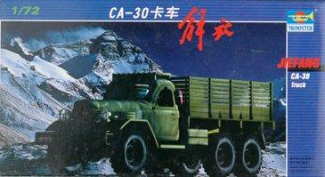 Chinesischer LKW Jiefang CA-30 · TRU 01103 ·  Trumpeter · 1:72