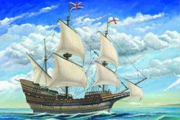 Mayflower · TRU 01201 ·  Trumpeter · 1:60