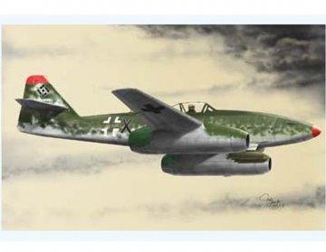 Messerschmitt Me 262 A-2a · TRU 01318 ·  Trumpeter · 1:144
