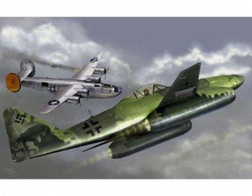 Messerschmitt Me 262 A-1a · TRU 01319 ·  Trumpeter · 1:144