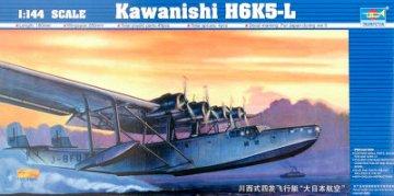 Kawanishi H6K5-L · TRU 01323 ·  Trumpeter · 1:144