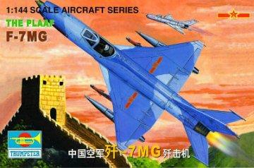 J-7 MiG China · TRU 01327 ·  Trumpeter · 1:144