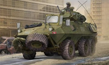 Canadian Grizzly 6x6 APC · TRU 01505 ·  Trumpeter · 1:35