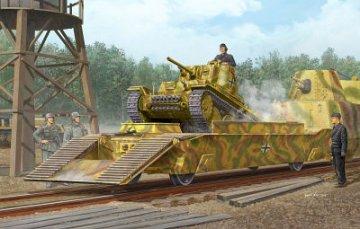 Panzertragerwagen · TRU 01508 ·  Trumpeter · 1:35