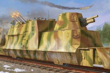 Kanonen und Flakwagen · TRU 01511 ·  Trumpeter · 1:35