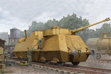 Panzerjager-Triebwagen 51 · TRU 01516 ·  Trumpeter · 1:35