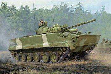 BMP-3 IFV · TRU 01528 ·  Trumpeter · 1:35